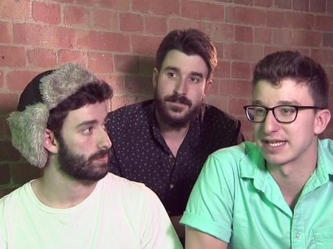 Hunting for new tunes with AJR