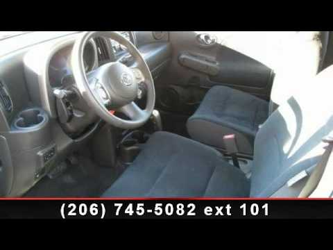 2010 Nissan cube - First National Fleet and Lease - Seattle