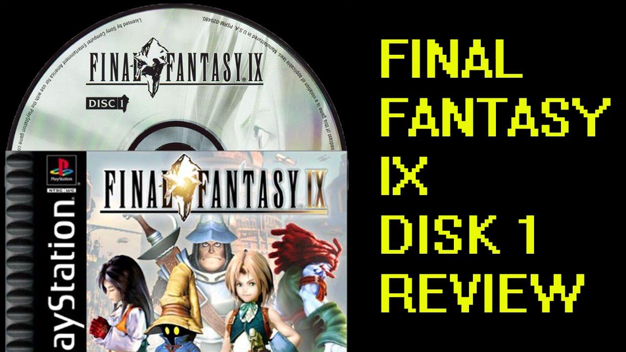 Zach Fleeman's Blog — I reviewed the first disk of Final Fantasy IX