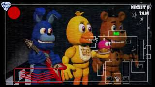 - Five Nights at FNAF World Фнаф Ворлд Атакует
