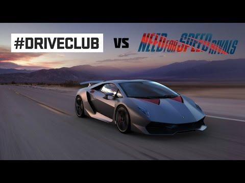 driveclub vs project cars lykan hypersport doovi. Black Bedroom Furniture Sets. Home Design Ideas
