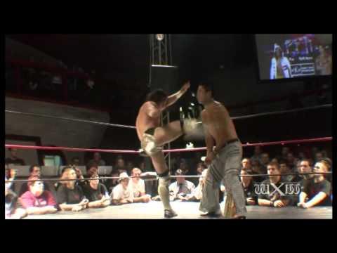 [wXw Match] PAC (Neville) vs. BxB Hulk