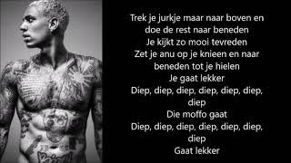 Bizzey - Traag ft. Jozo  Kraantje Pappie (prod. Ramiks  Bizzey) ★ LYRICS