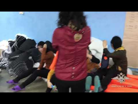 На Можайском полиграфкомбинате найдены 159 нелегалов