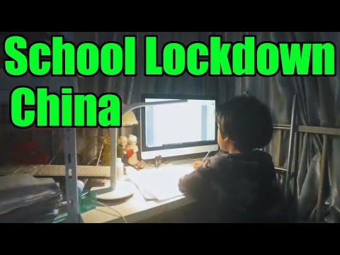 China School Lock down | Shenzhen | Hindi | English Sub Titles