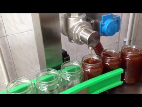 Apitec honey packing HD