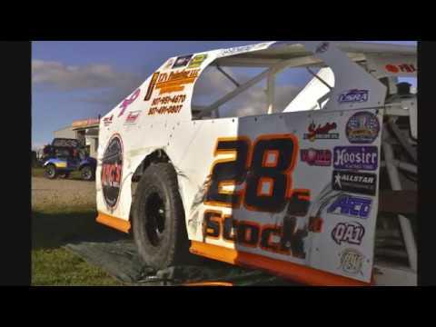 Deer Creek Speedway Fall Jamboree 2018 Spencer Stock28s USRA Bmods