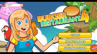 Burger Restaurant 4 Full Gameplay Walkthrough