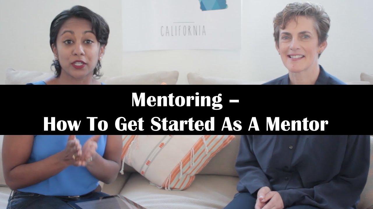 Mentoring: How To Get Started As A Mentor | Karen Catlin and Poornima Vijayashanker