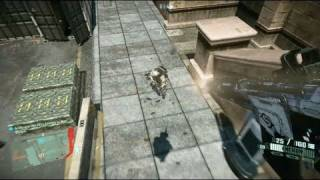 Crysis 2 Gate Keepers Gameplay Trailer