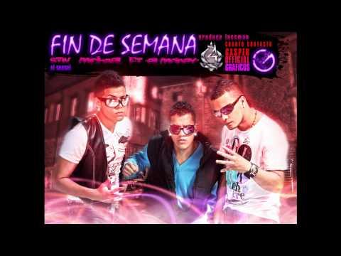 Fin De Semana (Prod By Jossman) Cuarto Contacto. HD + Letra