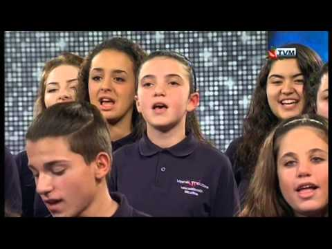 Vocal Troupes TEENS  Crying at The Discoteque on Hadd Ghalik