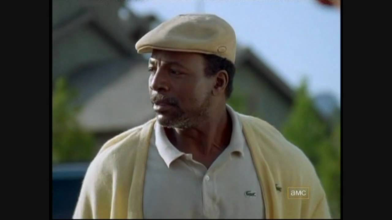 happy gilmore knocks off chubbs hand and truck runs it