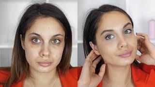 видео Как замаскировать темные круги под глазами при помощи макияжа