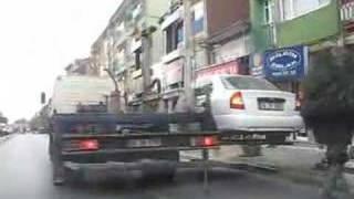Trafik Araç Çekme