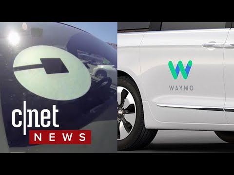 Waymo vs. Uber: The fight over self-driving car secrets
