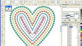 Multi dot size mode Rhinestone Utility software