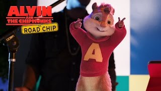 "Alvin and the Chipmunks: The Road Chip | ""Uptown Munk"" Lyric Video 
