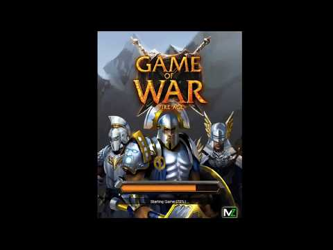 Game Of War: Test on Rally 60% UReseach lv13 New Gem 323.6 mil Rally Size -  2.9 mil def