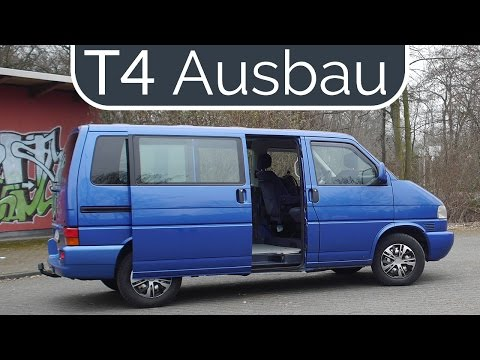 planung vw bus t4 camping ausbau. Black Bedroom Furniture Sets. Home Design Ideas