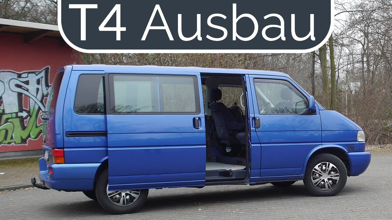 planung vw bus t4 camping ausbau youtube