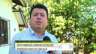 EDESO comienza a marcar los nuevos propósitos para este año 2019