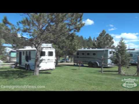 CampgroundViews.com - Mt. Meadow Store & Campground Hill City South Dakota SD