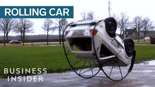 How To Make A Rolling VW Golf