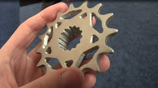Atomic Diffusion Additive Manufacturing to Print Metal Parts