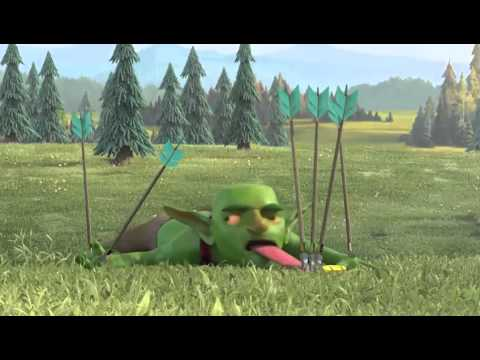 Clash of Clans   Goblin Animated Trailer   Video Dailymotion