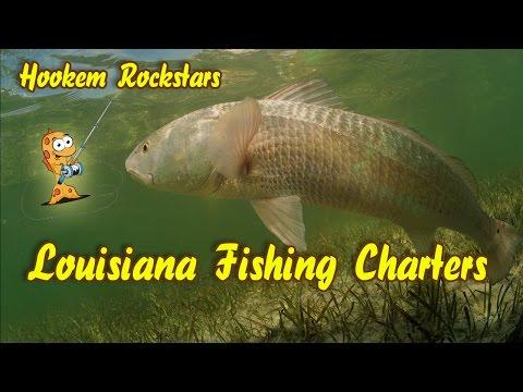 Louisiana Fishing Charters- Want to Experience Fishing in Louisiana?