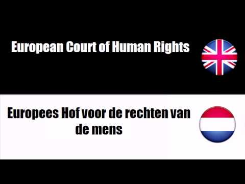 ENGLISH DUTCH   Court of Justice of the European Communities