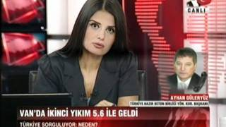 Thbb Başkanı Ayhan Güleryüz - Bugün Tv / 10.11.2011