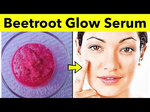 Use Skin Whitening Remedy | Whiten Skin with Beetroot & Aloe Vera | Skin Whitening Home Remedies
