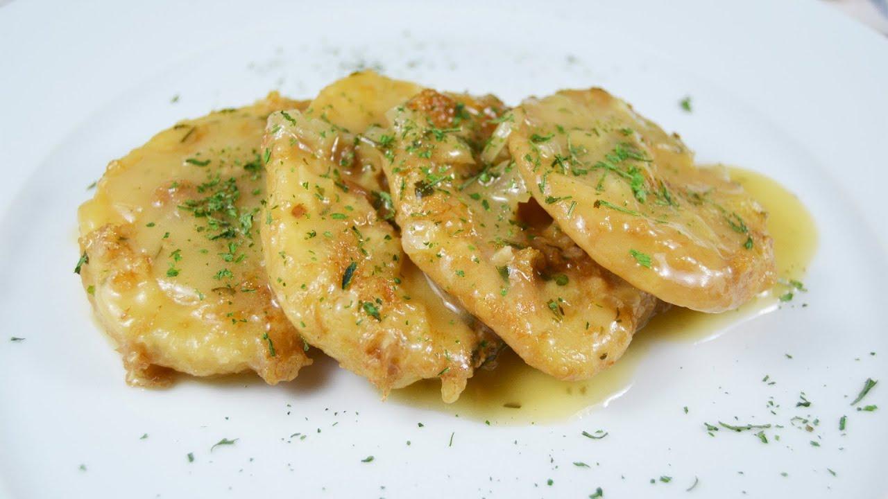 Patatas a la Importancia  Receta Fcil de cocina espaola