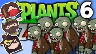 Plants vs. Zombies: Shellfish Men - PART 6 - Steam Train