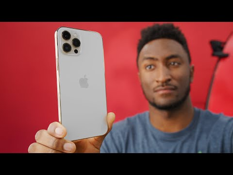 What I REALLY Think of the iPhone! - Marques Brownlee