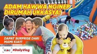 Download THE SUNGKARS KUMPUL, NGINEP DIRUMAH UKKASYA! IRWAN KIA SULAP ROOFTOP JADI WATERBOOM!!! | #DailyVlog