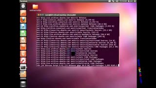 apt-get update an important troubleshooting command