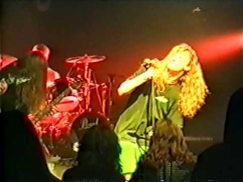 Dark Tranquillity -  Alone 1992 (live)