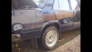 R 15 колёса на ВАЗ классику.Часть 2