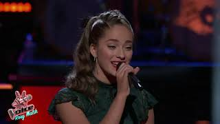 The Voice Season 14 - BATTLE- Brynn Cartelli Vs Dylan 2018 Full.