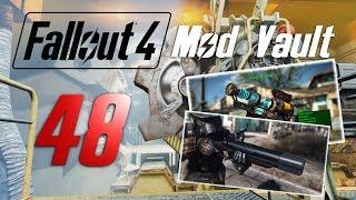 FALLOUT 4 Mod Vault #48 : Guns and Kitchens
