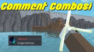Glove & Knife Combos From Comments PART 4! (Counter Blox)