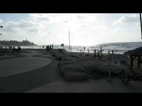 Walking the Promenade, Tel Aviv to Jaffa