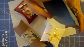 How to Make Cardstock Gift Boxes
