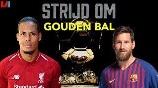 Virgil van Dijk VS Lionel Messi Is De Strijd Om De Gouden Bal!