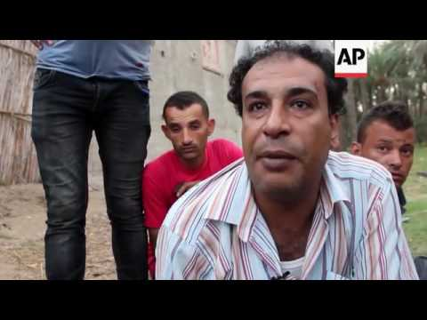 Relatives of missing migrants urge Egypt to act