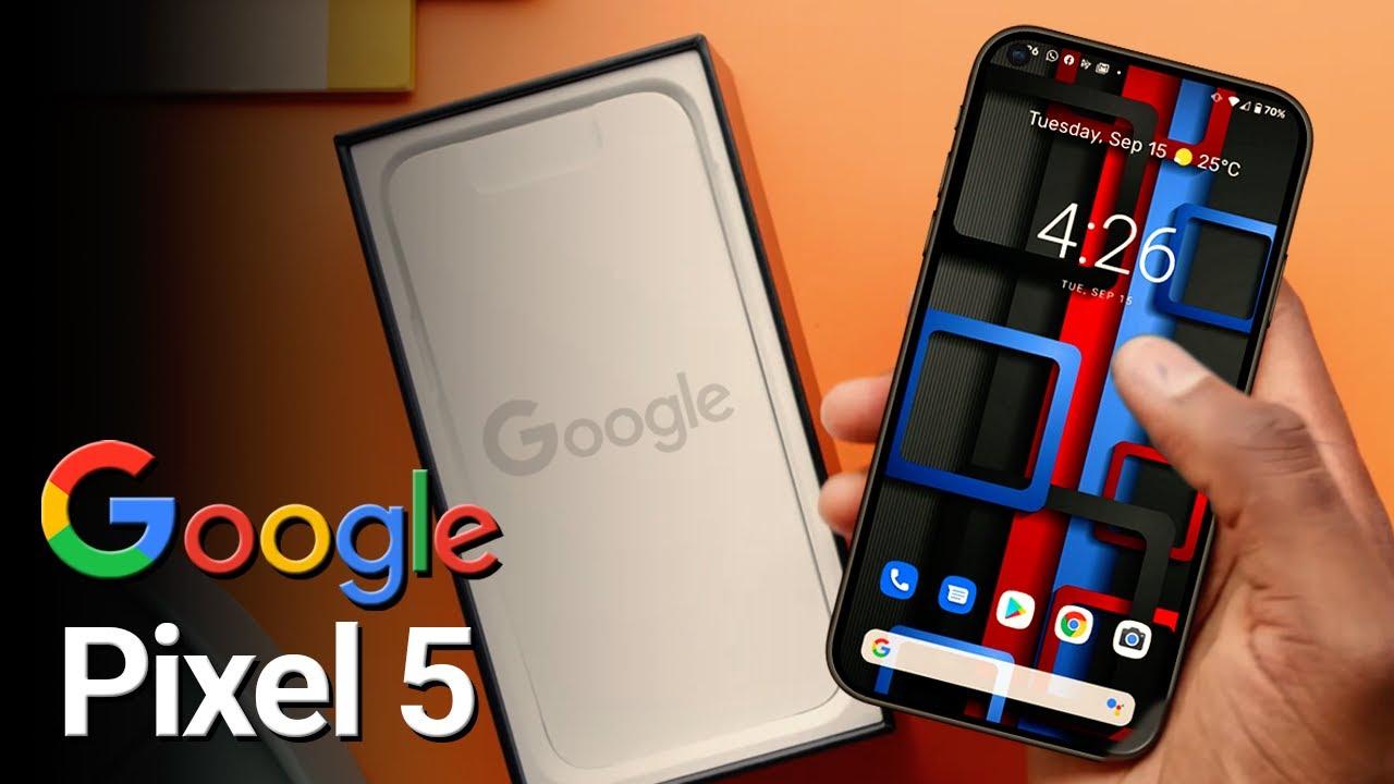 Download Google Pixel 5 - Hands On Reveal!