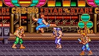Super Double Dragon (SNES) Playthrough - NintendoComplete